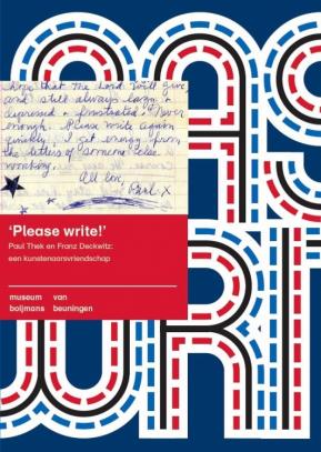 'Please write!'