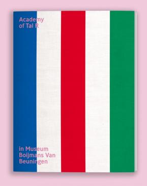 Academy of Tal R in Museum Boijmans Van Beuningen