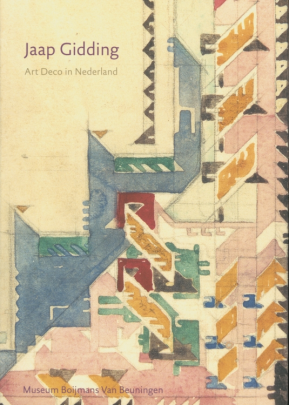 Jaap Gidding: Art Deco in Nederland